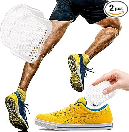 Amazon.com: Pivit Soft Gel Metatarsal Pads | 2 Pack ...