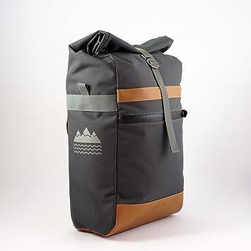 Amazon.com: Velopac - Bolso bandolera para bicicleta, 20 l ...