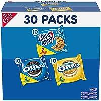 NABISCO Sweet Treats Cookie Variety Pack OREO, Nabisco Sweet Treat Cookie Variety, 30 Count