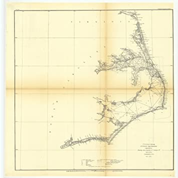 Amazoncom 8 X 12 Inch 1854 Virginia Old Nautical Map Drawing Chart - Us-map-1845