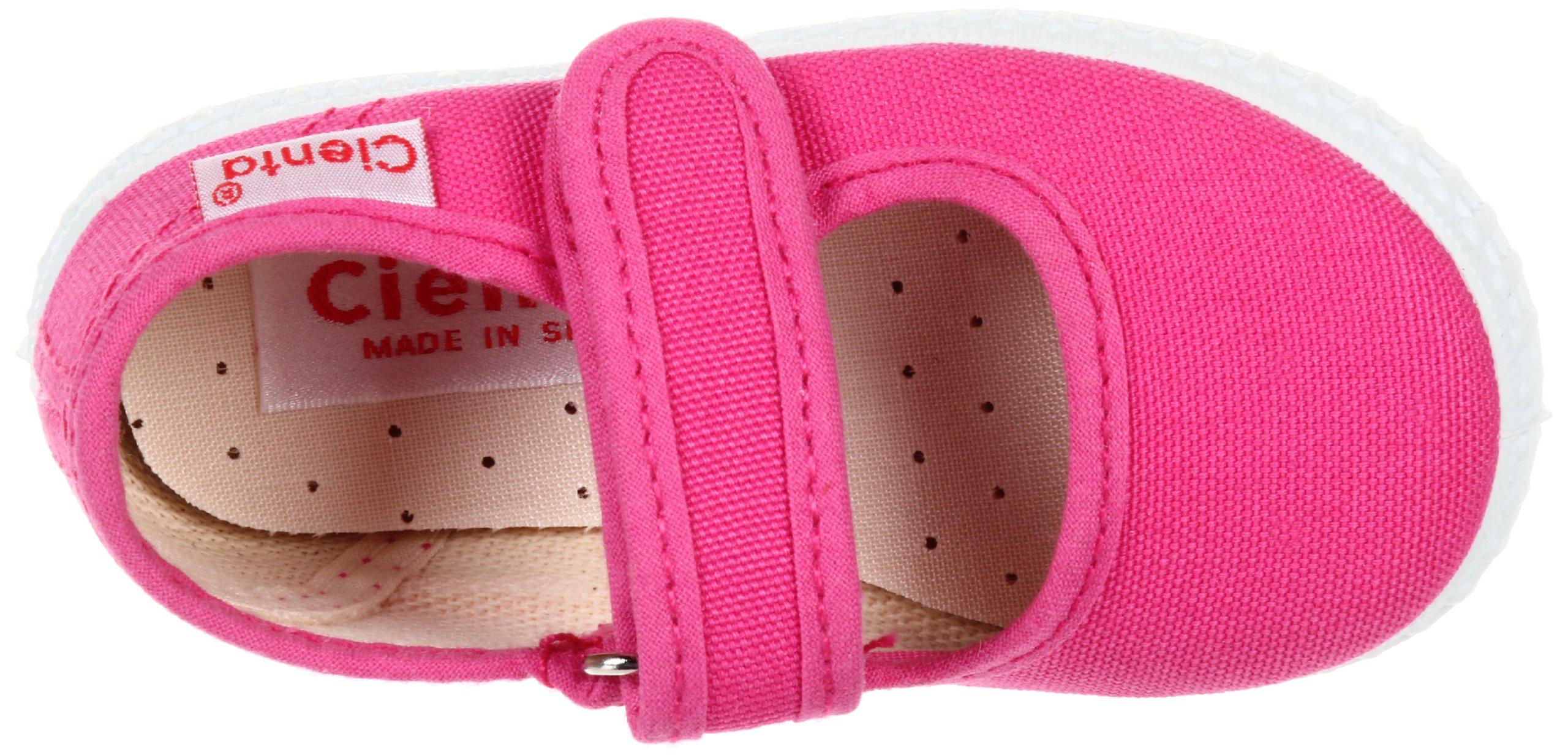 Cienta Girls Mary Jane Shoe, Fuchsia, 19 M EU / 3.5 M US Toddler by Cienta (Image #7)