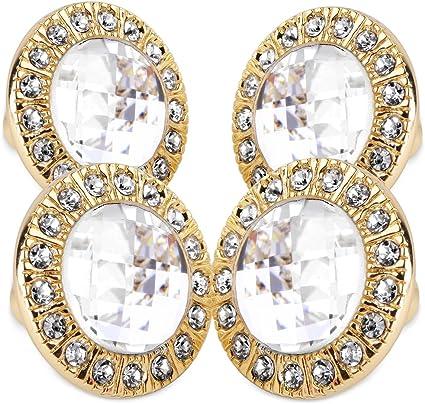 Pulsanti di Diamante Cristallo Oro e Argento Tutte le Forme