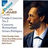 Godard: Violin Concerto No. 2 / Concerto Romantique / Scenes Poetiques