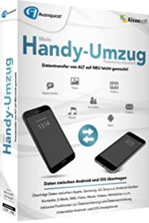 Wondershare Mein Handy Umzug Mobile Trans Amazonde Software