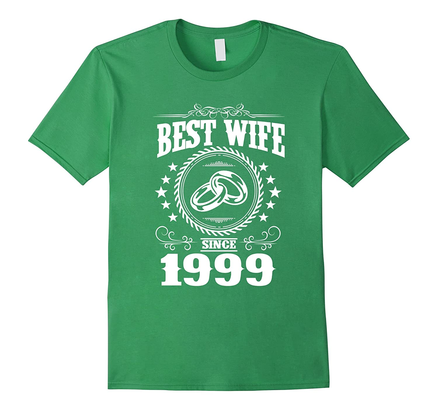 18th Wedding Anniversary T-Shirts For Wife From Husband-PL