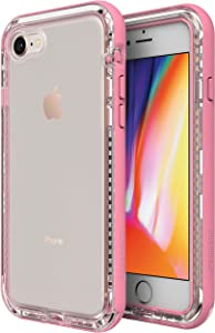 LifeProof Next Screenless Series Case for iPhone SE (2020), iPhone 8, iPhone 7 (NOT Plus) - Non-Retail Packaging - Cactus Rose