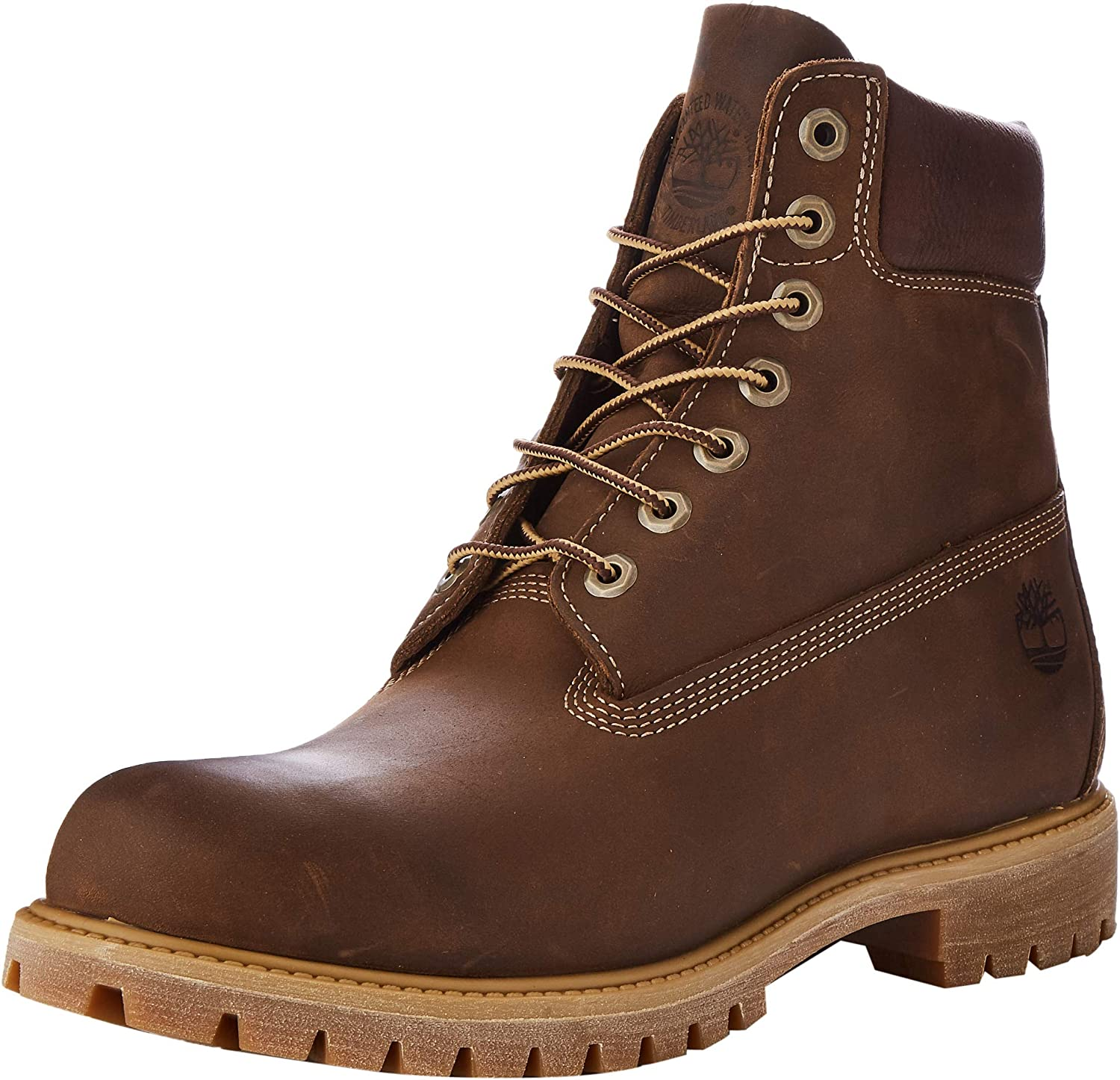 Details zu Timberland Premium Heritage 6 Inch Waterproof Leather Mens Boots A1R1A B44A