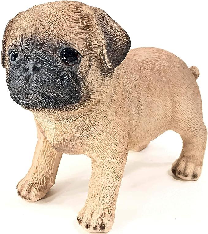 Selina-Jayne Pug Dogs Limited Edition Money Box