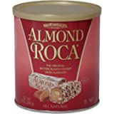 Brown-Haley Almond Roca Canister, 284 Gram