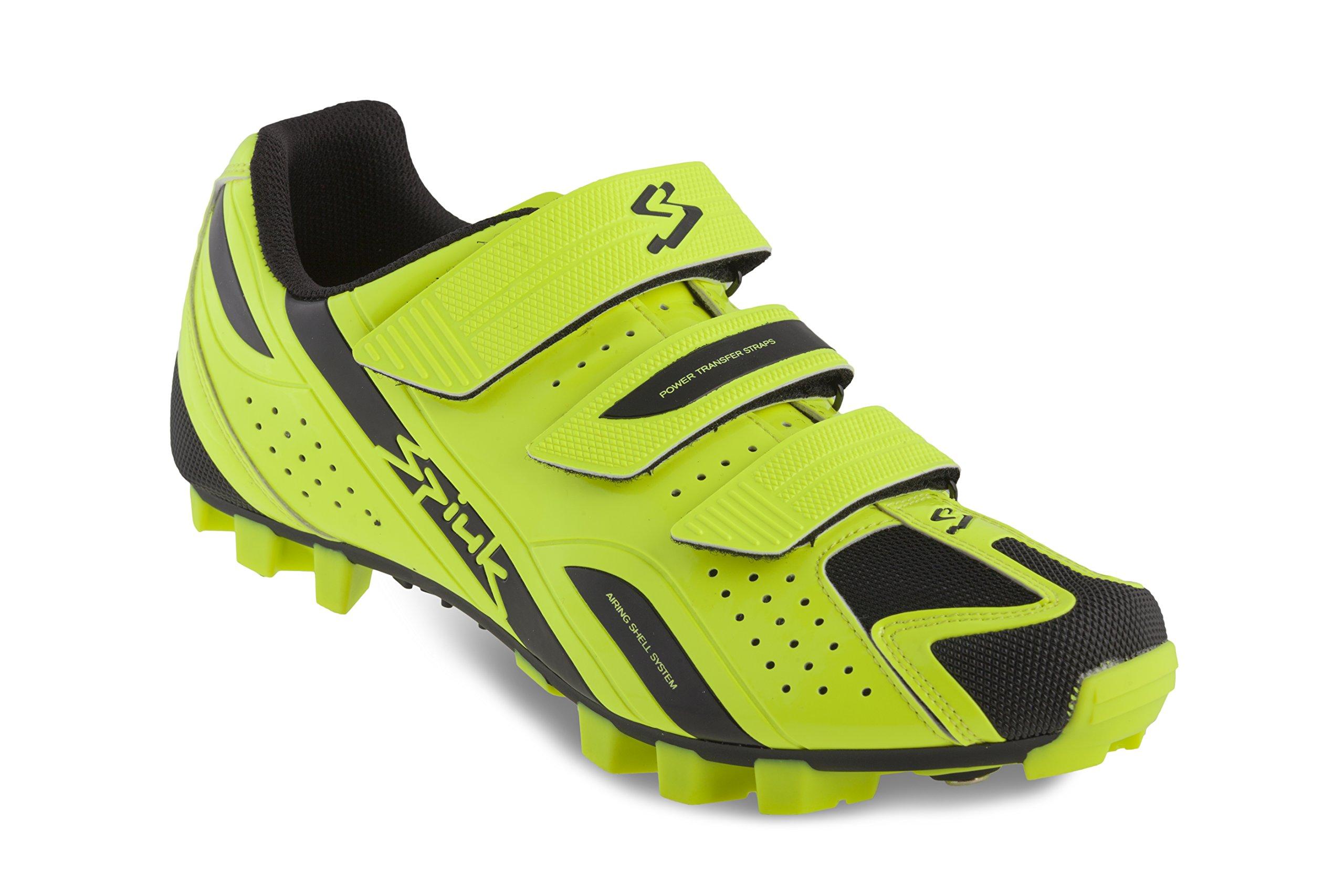 Spiuk Rocca MTB - Zapatillas Unisex, Color Amarillo/Negro, Talla 42 product image