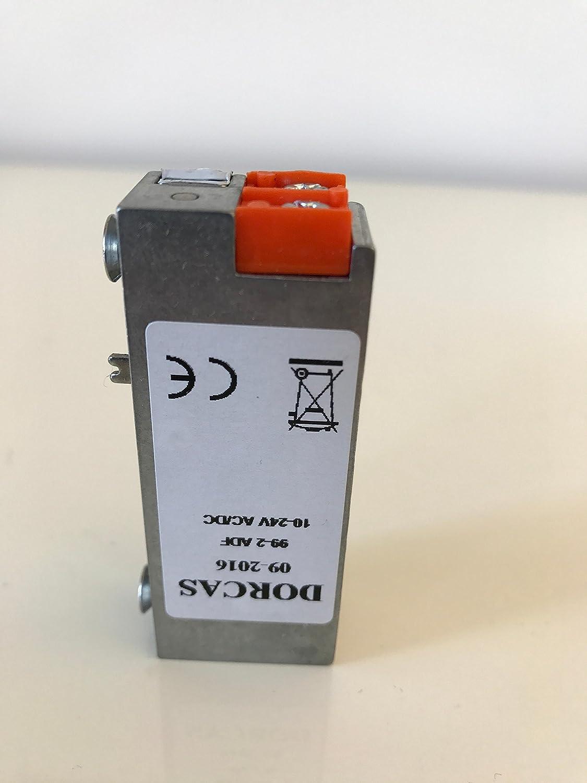 Dorcas Apertura de puerta 24/V AC//DC 16,5/mm con funci/ón de memoria y tagesen trieglung S de abridor 99.2/ADF