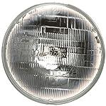 "SYLVANIA H6024 Basic Halogen Headlight Bulb (7"" Round) PAR56, (Pack of 1)"