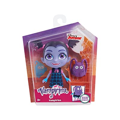 Disney Junior Vampirina Ghoul Girl Doll: Toys & Games