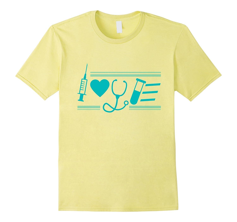 074cdc0ee7ca1 NURSE WITH LOVE shirt Nurse Lover T Shirt Gift Tee for Nursing Nurses Nurse  T-