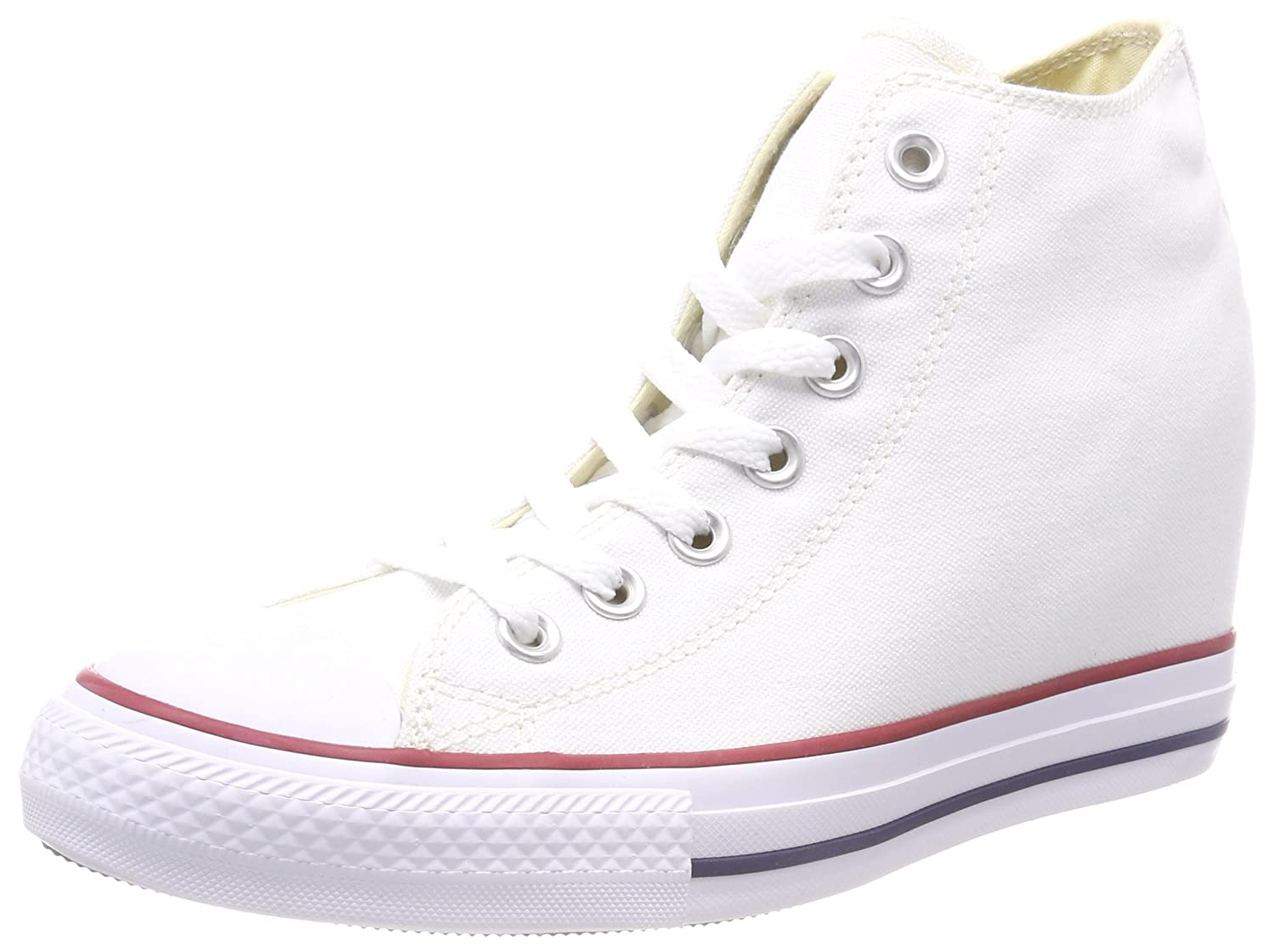 Converse Damen Chuck Taylor Ct Lux Mid Canvas Fitnessschuhe