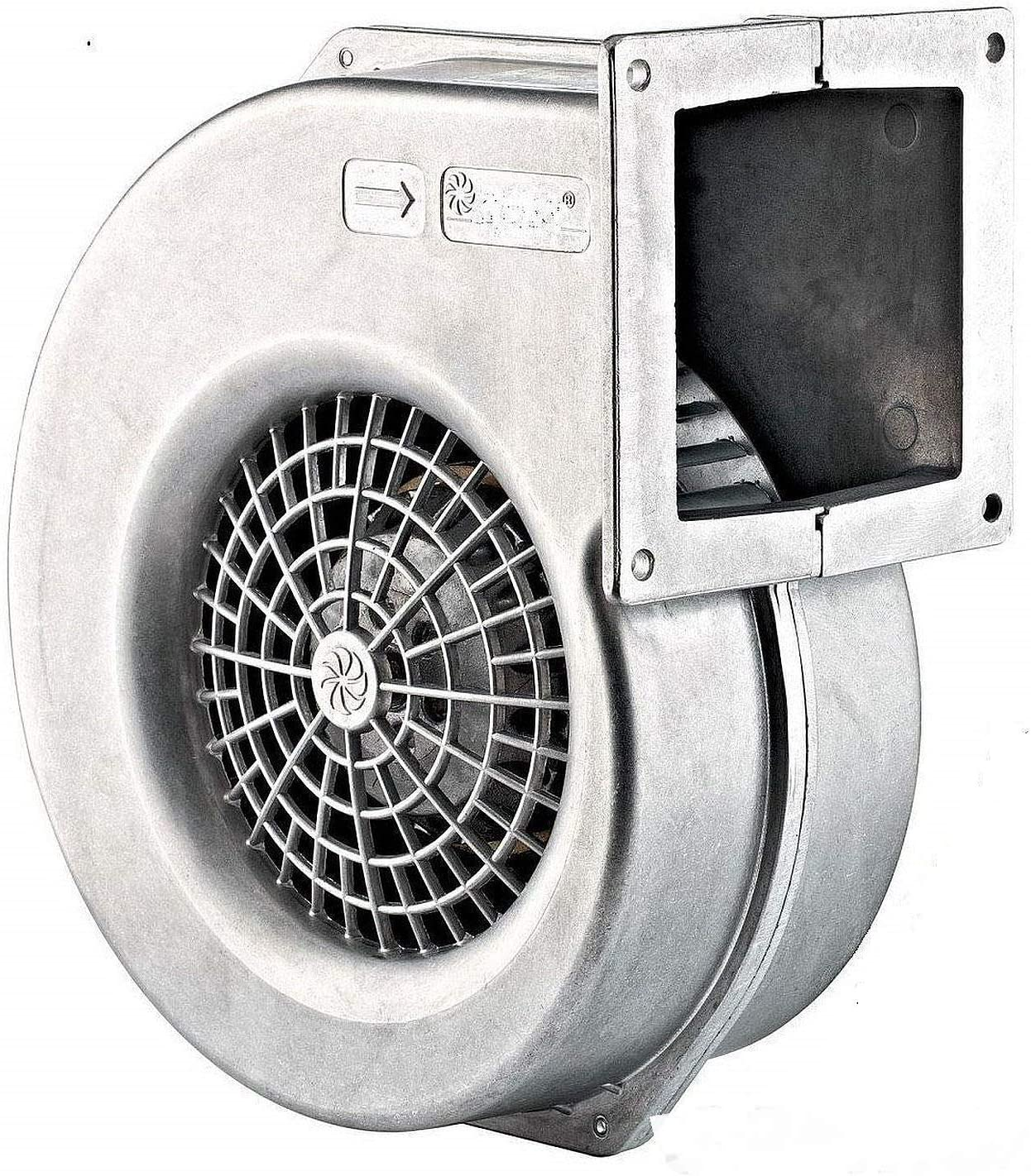 550m³/h Ventilador industrial con 500W Regulador de Velocidat Ventilación Extractor Ventiladores ventiladore industriales Axial axiales extractores centrifugo aspiracion