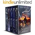 The Katana Series: The COMPLETE 5-Book Box Set