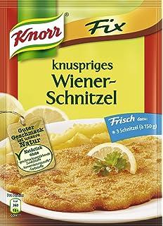 Knorr Fix para Wiener Schnitzel, 15 unidades (15 x 100 g Bolsa)