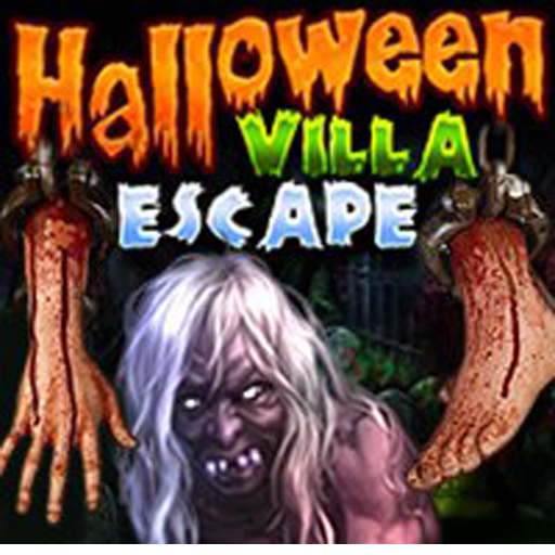 Halloween Villa Escape -