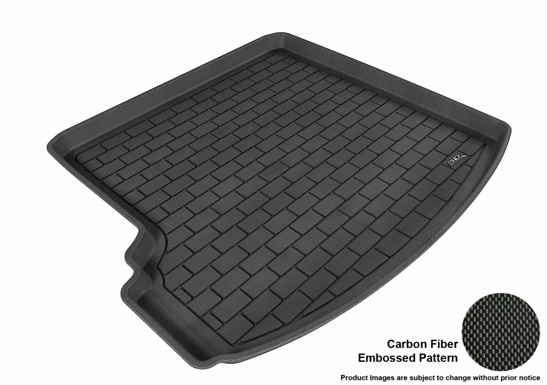 3D MAXpider Complete Set Custom Fit All-Weather Floor Mat for Select Volkswagen Jetta Models Kagu Rubber L1VW00801502 Tan