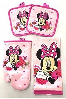Amazon.com: Disney Minnie Mouse Gourmet Cooking Set: Toys & Games