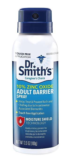 Amazon.com: Dr. Smiths Caregivers Choice Spray de barrera ...
