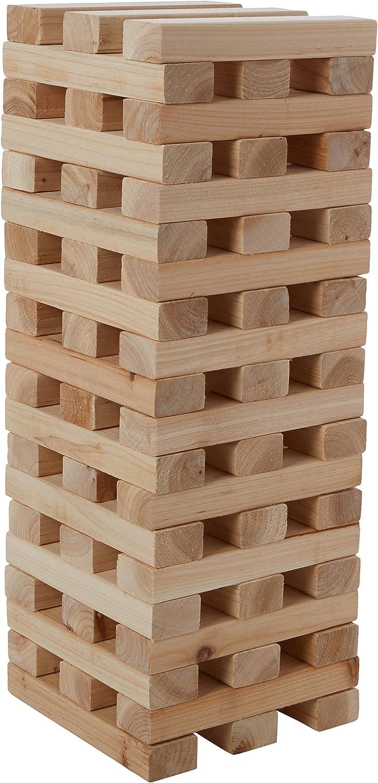 Hamble Redwood BB-OG170 Gigante del Juego Torre de Madera: Amazon.es: Juguetes y juegos
