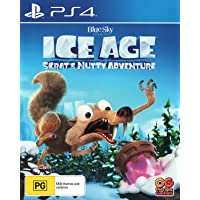 Ice Age Scrats Nutty Adventure - PlayStation 4