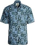 Artisan Outfitters Mens Key West Cotton Batik Shirt