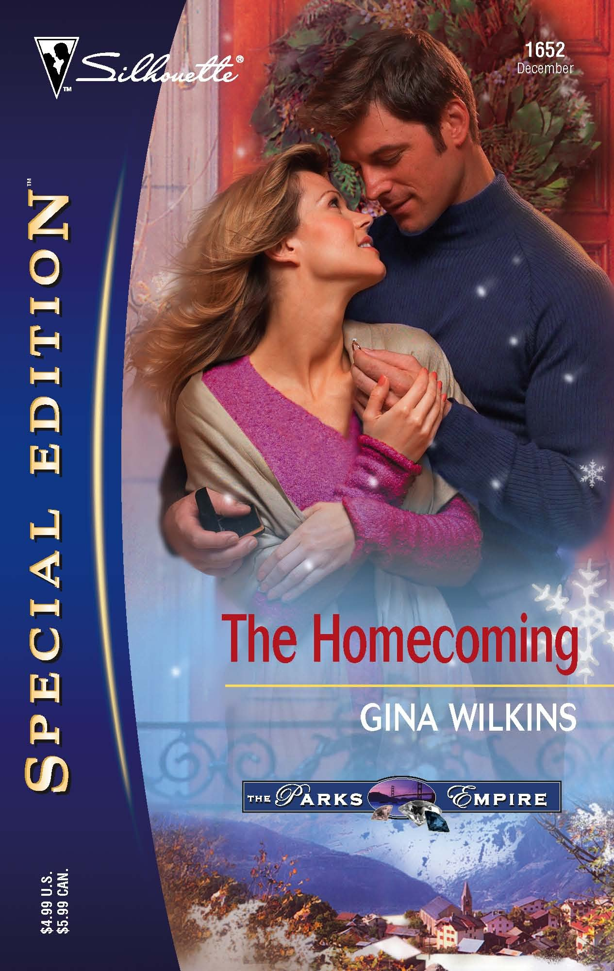 Download The Homecoming (Silhouette Special Edition No. 1652) (The Parks Empire) pdf epub