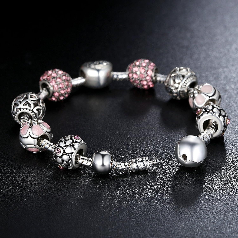 pandora armband beads anbringen