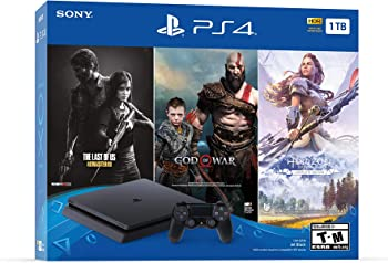 Sony PlayStation 4 1TB Only on PlayStation Console Bundle