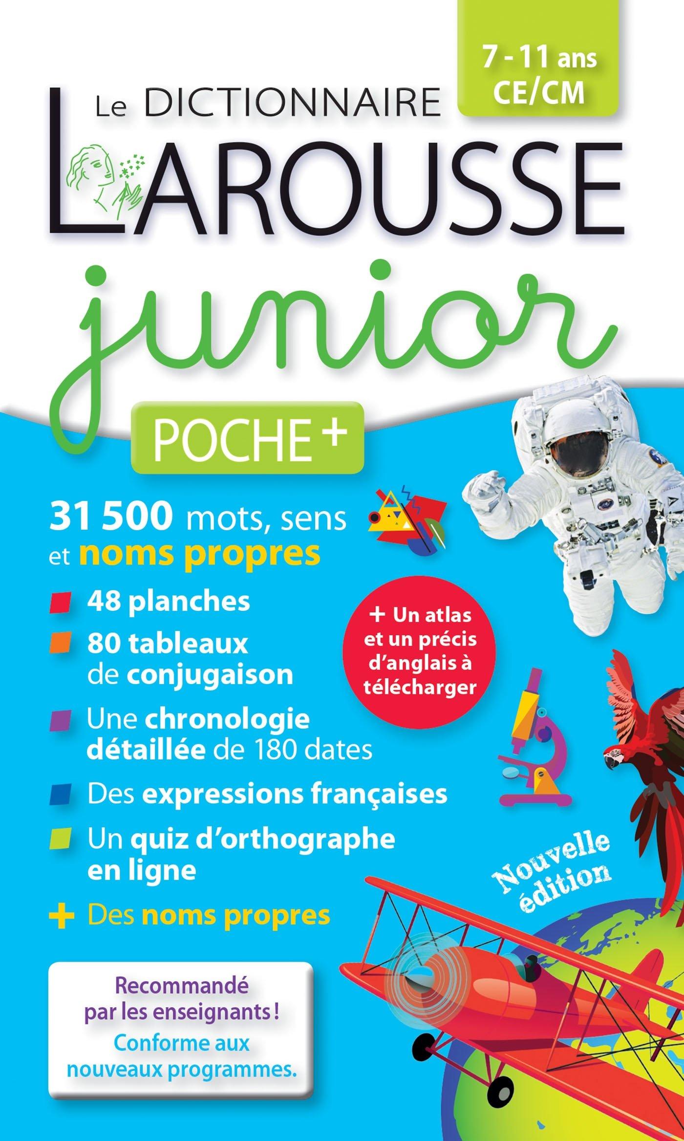 Amazon.fr - Larousse dictionnaire Junior poche plus ...