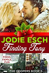 Finding Tony (The Coopers Book 3) Kindle Edition
