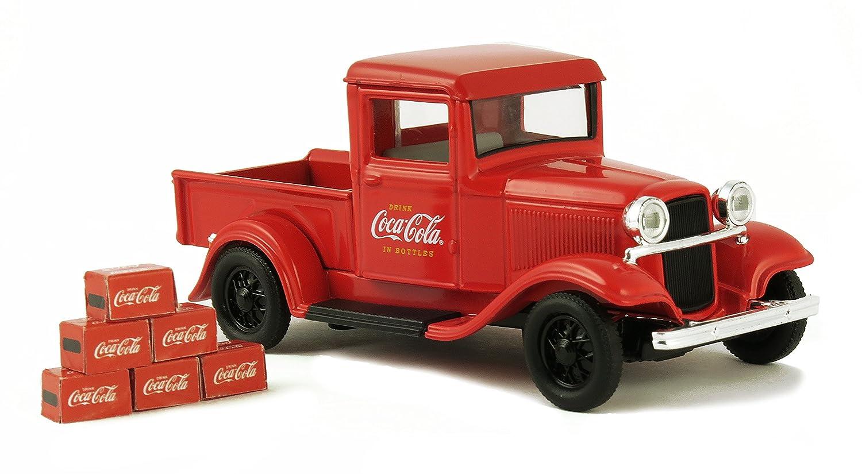 Coca-Cola 443743 1934 Ford - Pastilla con 6 Cajas de cartón: Amazon.es: Juguetes y juegos