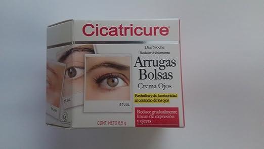 Amazon.com: Cicatricure Arrugas Bolsas Crema De Ojos Cream ...