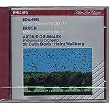 Brahms/Bruch-Wallberg-Concerto pour Violon