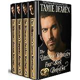 Limitless Sweet Billionaire Romance: Four Book Boxed Set (The Limitless Clean Billionaire Romance Series)