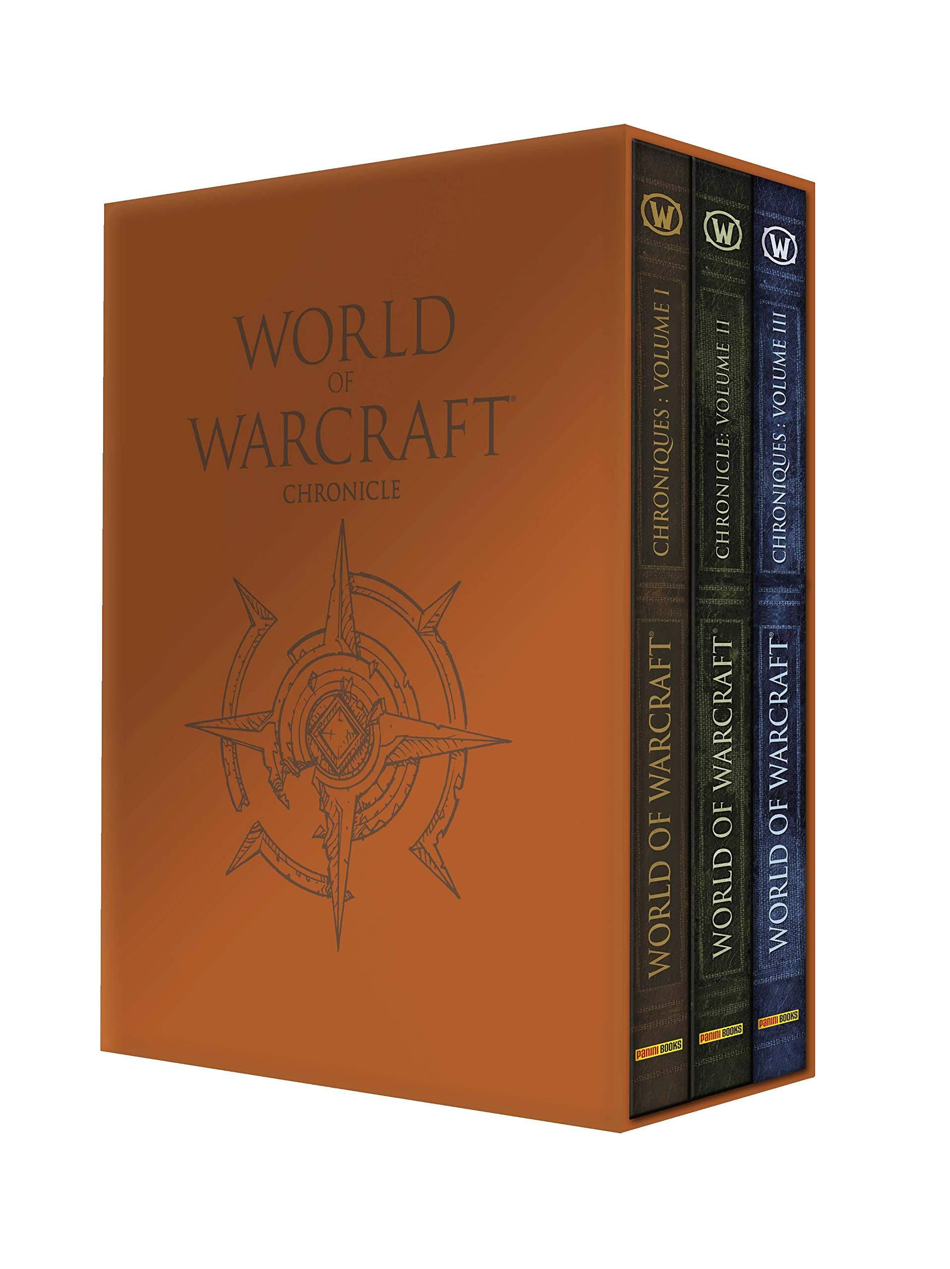 World Of Warcraft Chroniken 1–3 Schuber