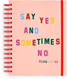 Ban.do 17 Month 2020-2021 Medium Daily Planner with Weekly & Monthly Views, Dated August 2020 - December 2021, Hardcover…
