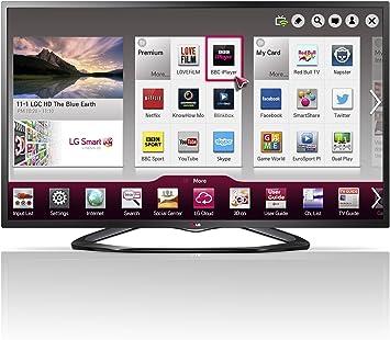 LG 47LN575V LED TV - Televisor (119,38 cm (47