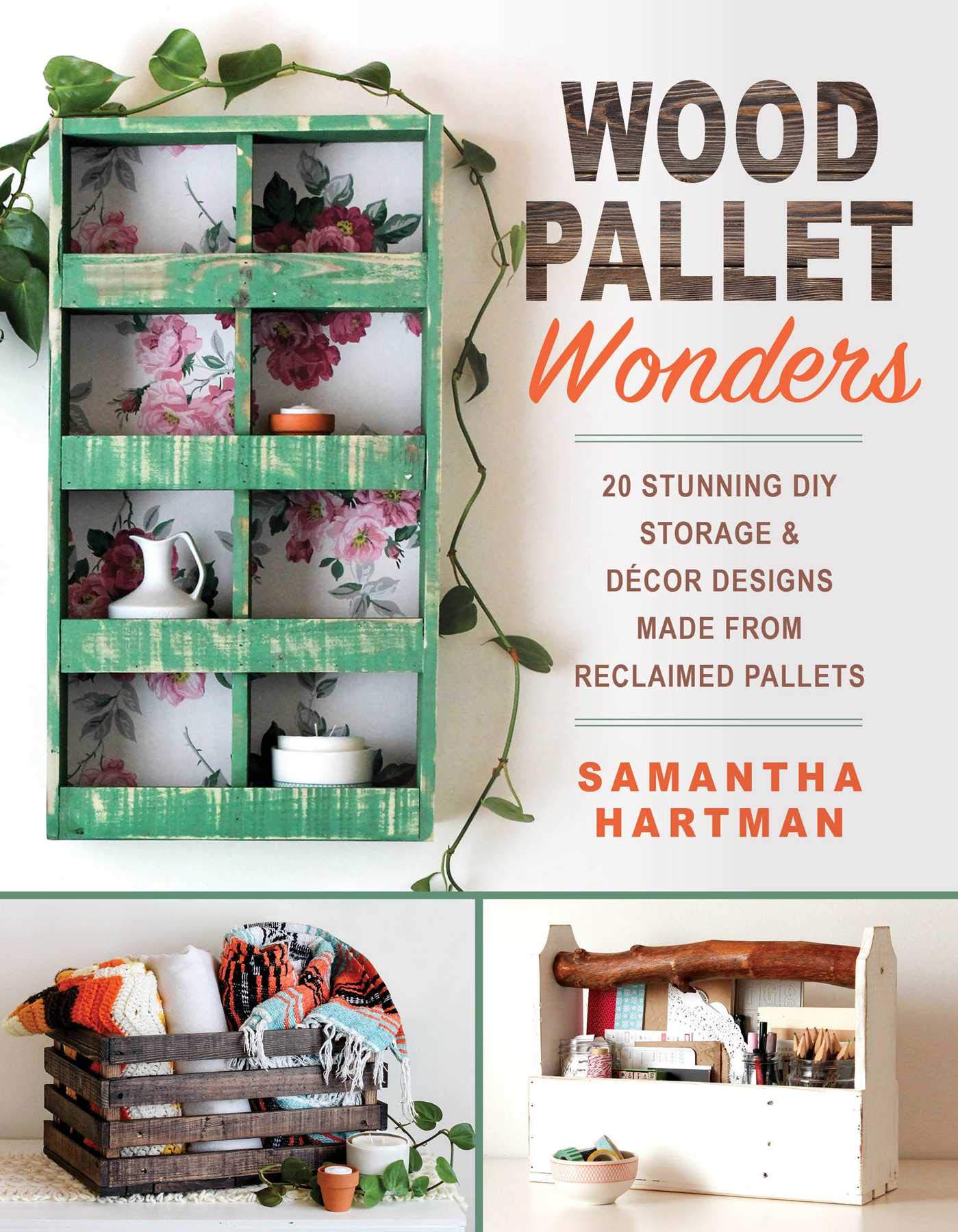 Wood Pallet Wonders 20 Stunning Diy Storage Decor Designs