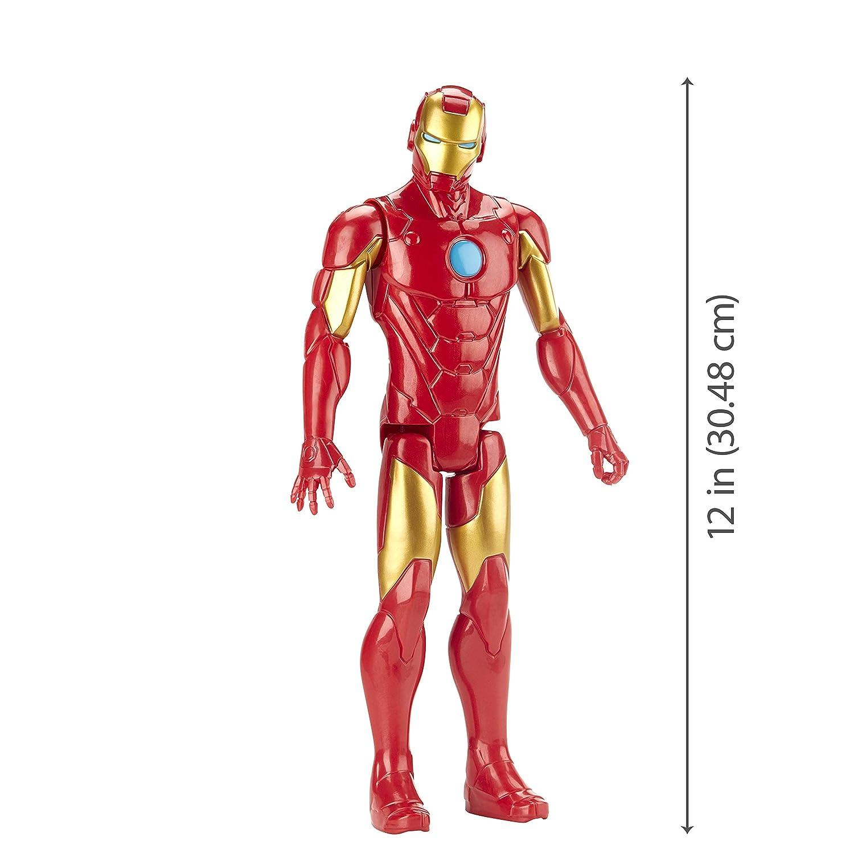 Avengers AVN Titan Hero Figura Iron Man