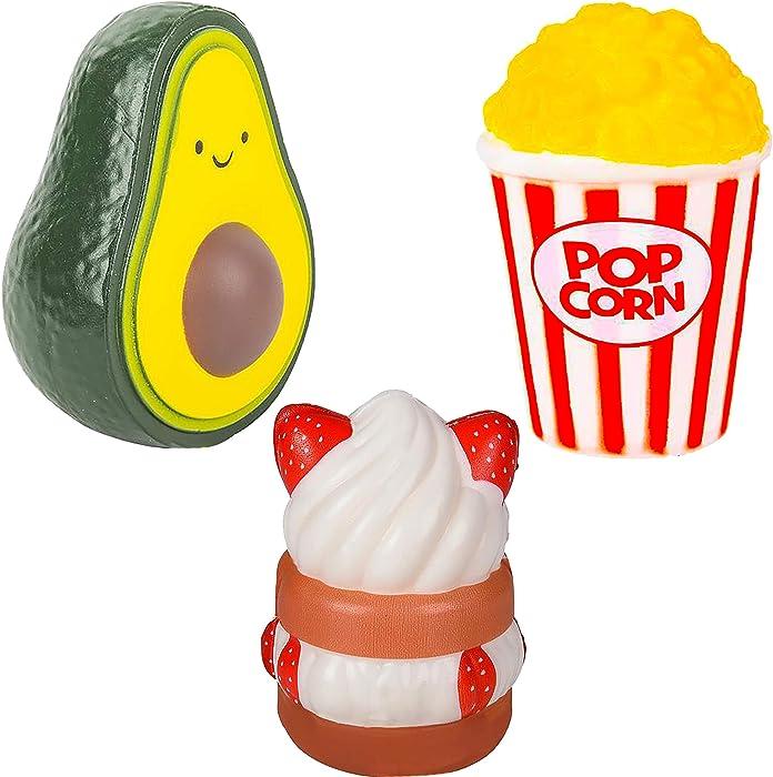 Squishy Toys for Kids Squishies Jumbo Slow Rising 3.5