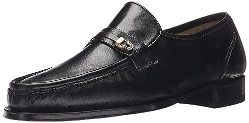 Florsheim - Mocasines para Hombre Negro 44 EU: Amazon.es: Zapatos y complementos