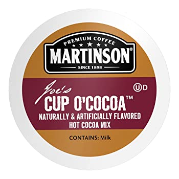 Martinson Single Chocolate K-Cups