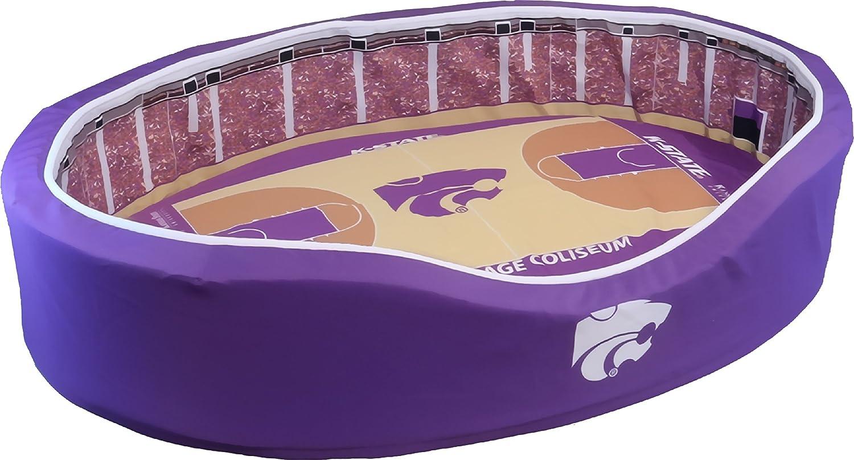 NCAA Kansas State Wildcats Basketball Arena Pet Beds