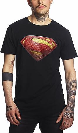 Tee Código Jl CamisetaAmazon Superman Merchcode Hombre Merch es iOPkZXu