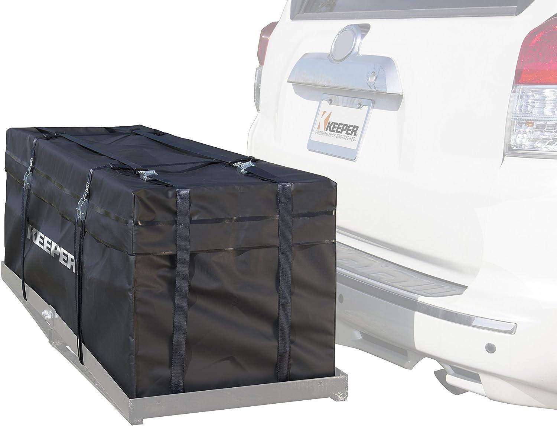 ROLA 59102 Wallaroo Cargo Bag Rainproof Expandable Hitch Tray Carrier NO TAX