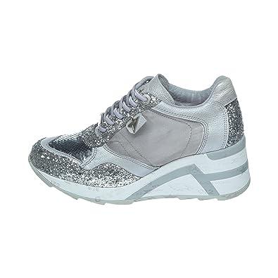 2df05791f9cef2 Cetti Damen Sneaker -33 C I I 4 3 rosa 485861  Amazon.de  Schuhe ...